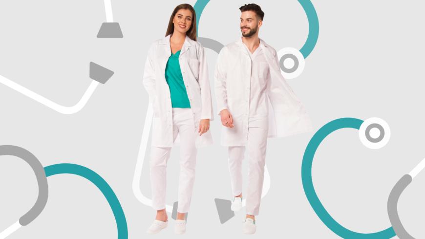 Fashion medical și tipuri de uniforme medicale